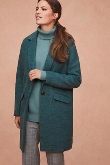 Jednoradový kabát