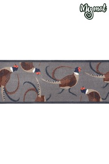My Mat Fußmatte mit Fasan-Motiv