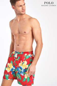 Polo Ralph Lauren® Floral Swim Shorts
