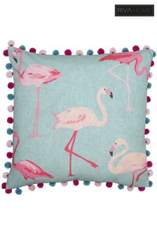 Flamingo Cushion by Riva Home