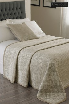 Brooklands Quilted Bedspread by Riva Home