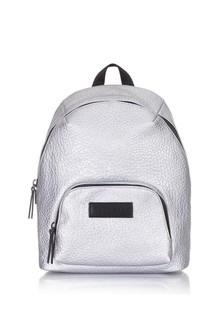 Silver Mini Elwood Backpack