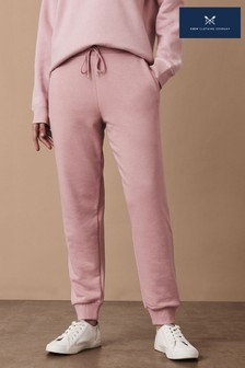 Crew Clothing Pink Leisure Joggers