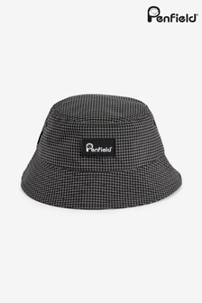 Penfield Black Calloway Bucket Hat