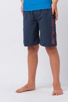 Animal Blue Tannar Elasticated Board Shorts