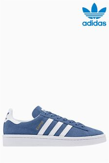 adidas Originals Blue/White Campus