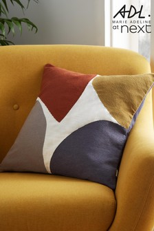 Marie Adeline at Next Multi Courbe Geo Cushion