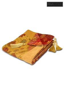 Zurich Jacquard Throw by Riva Home