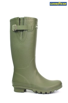 Goodyear Green Petersfield Wellington Boots