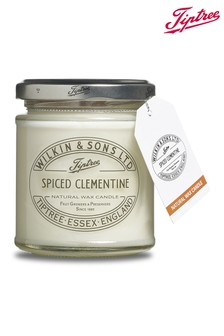 Spiced Clementine Jam Jar Candle by Tiptree