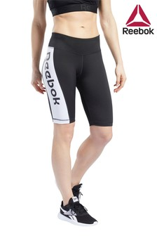 Reebok Curve Workout Ready Cycling Shorts