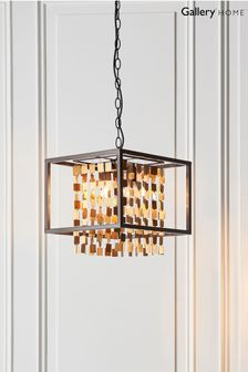 Donna 4 Pendant Light by Gallery Direct