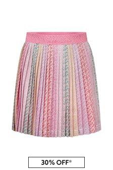 Marc Jacobs Girls Multicoloured Skirt