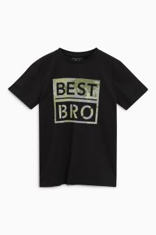 Best Bro T-Shirt (3-16yrs)