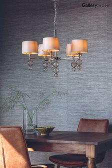 Darcy 5 Pendant Light by Gallery Direct