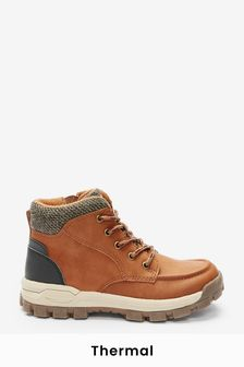 Thinsulate Lined Walking Boots