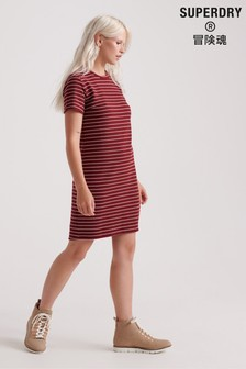 Superdry Isa Textured Dress