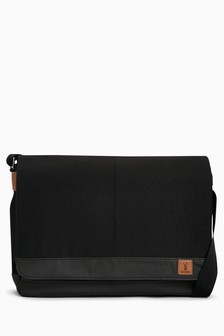 5debd4c803 Canvas Messenger Bag
