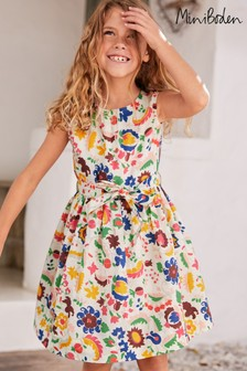 Mini Boden Multi Vintage Dress