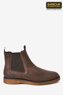 Barbour® International Crank Chelsea Boots