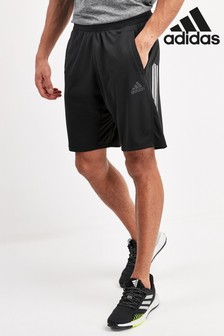 adidas Black 3 Stack Shorts