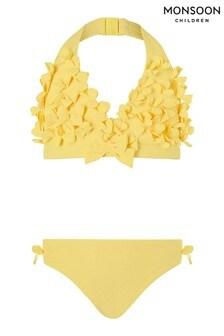 Monsoon 3D Flower Bikini Set