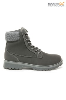 Regatta Grey Lady Bayley Iii Insulated Boots