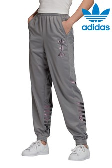 adidas Originals Grey Repeat Logo Joggers