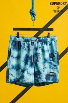 Superdry Tie Dye Swim Shorts