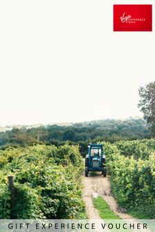 Vineyard Tour And Tasting With Unlimited Cream Tea Gift Experience by Virgin Gift Experiences