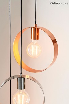 Circle 1 Pendant Light by Gallery Direct