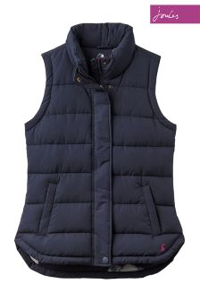Joules Navy Eastleigh Gilet
