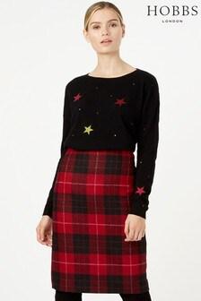 Hobbs Black Gabrielle Sweater