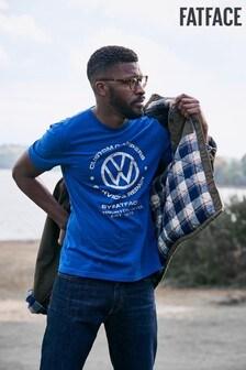 FatFace VW Custom Camper Graphic T-Shirt