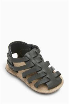 Pram Huarache Sandals (Younger)
