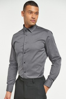 Cotton Tonic Trimmed Shirt