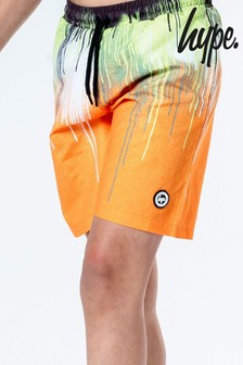 Hype. Kids Slime Drips Swim Shorts