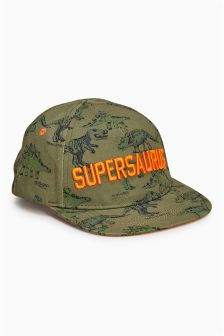 Dinosaur Cap (Younger)