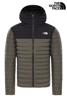 The North Face® Stretch Down Hooded Jacket