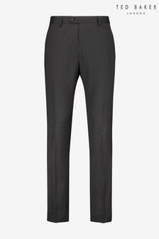 Ted Baker Black Debonair Trousers