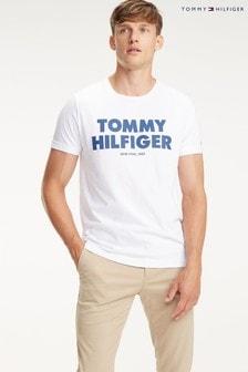 Tommy Hilfiger - T-shirt firmata