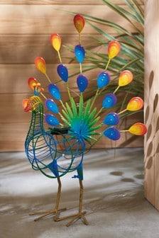Solar Peacock Object