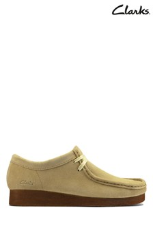 Clarks Maple Suede Wallabee 2 Shoes
