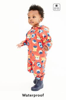 Fleece Lined Puddlesuit (3mths-7yrs)
