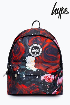 Hype. Multi Rose Invade Backpack