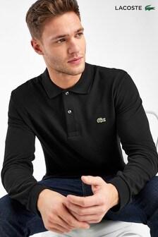 Lacoste® Long Sleeve Poloshirt