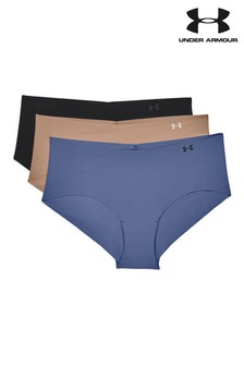 Under Armour Hipsters Three Pack