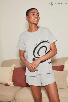 B by Ted Baker Rib Loungewear T-Shirt