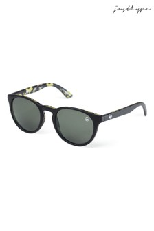Hype. Sunflower Round Sunglasses