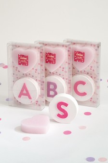 Alphabet Bath Fizzer Gift Set